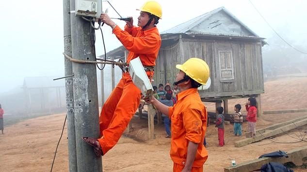 Điện lực miền Trung lãi 289 tỷ đồng