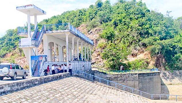 Cải tạo, nâng cấp kênh chính hồ chứa nước Cam Ranh là một trong 4 DA được bổ sung vào Danh mục.