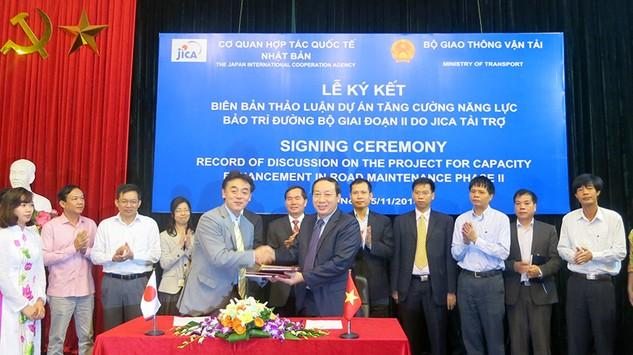 Nhật Bản đã hỗ trợ Việt Nam thực hiện 88 dự án