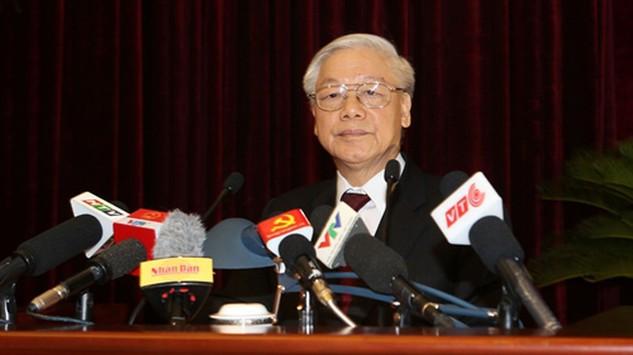 Ban Bí thư đã họp dưới sự chủ trì của đồng chí TBT Nguyễn Phú Trọng để xem xét thi hành kỷ luật một số cán bộ liên quan đến vụ Trịnh Xuân Thanh.