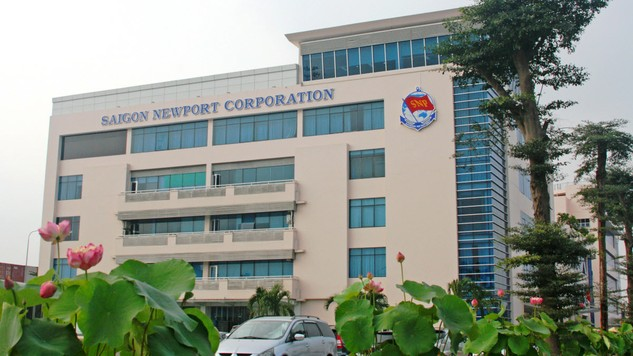 Hơn 646 tỷ đồng xây dựng trụ sở Tổng công ty Tân cảng Sài Gòn