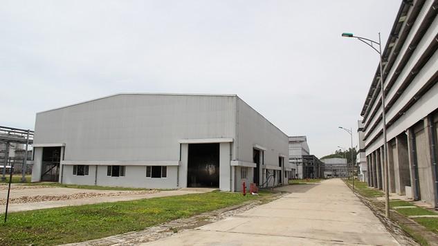 Nhà máy Nhiên liệu sinh học Bio-Ethanol Dung Quất là một trong các nhà máy thua lỗ phải xử lý. Ảnh: Tường Lâm