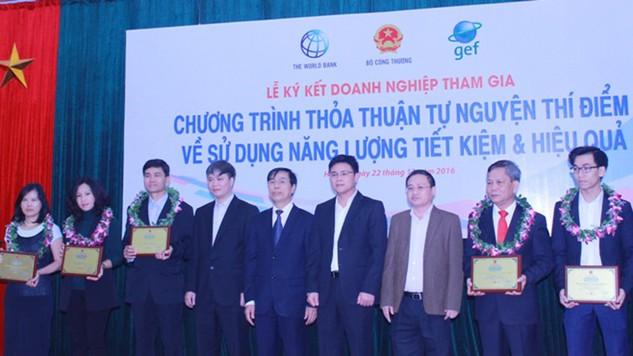 7 DN tham gia Chương trình sử dụng năng lượng tiết kiệm, hiệu quả