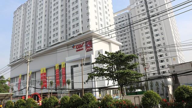 Khánh thành và bàn giao căn hộ Saigonres Plaza cho khách hàng