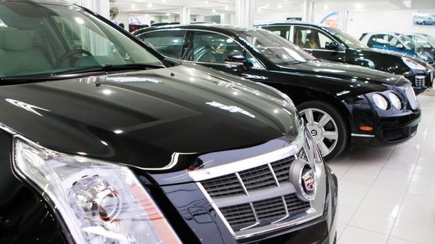 Nhập khẩu ô tô năm 2016 đã cán đích ở mức 115.000 chiếc.