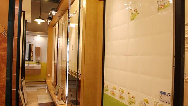 Công ty CP Gạch men Cosevco chủ yếu hoạt động trong lĩnh vực sản xuất và kinh doanh các loại gạch ốp, gạch lát và các sản phẩm ceramic. Ảnh: Tường Lâm