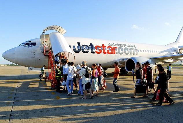 Jetstar Pacific sẽ vận chuyển Mai, Đào dịp Tết Đinh Dậu