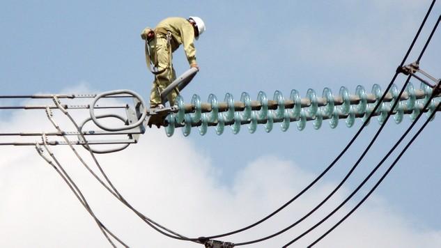 Năm 2017, EVNSPC sẽ bố trí khoảng 1.765 tỷ đồng đầu tư xây dựng công trình điện tại Kiên Giang. Ảnh: Tường Lâm