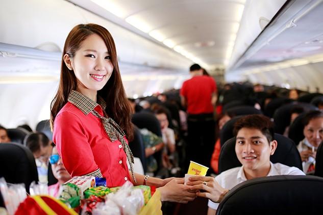 Vietjet mở đường bay Hà Nội – Singapore