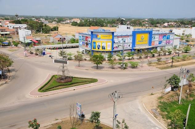 Đấu giá quyền sử dụng đất ở tại huyện Tây Sơn, tỉnh Bình Định