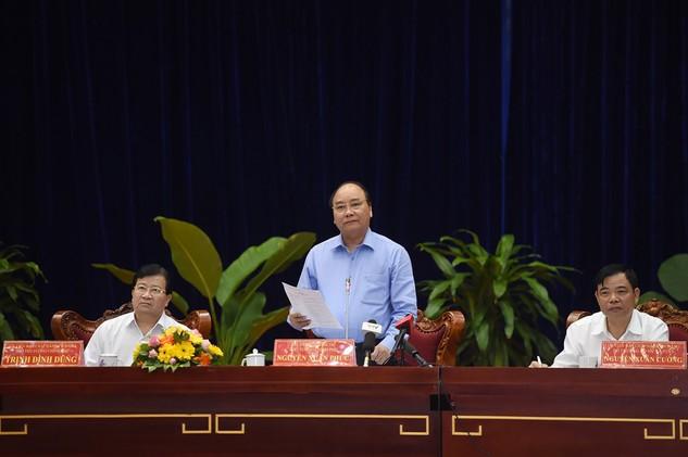 Thủ tướng Chính phủ chủ trì Hội nghị phát triển ngành tôm Việt Nam.