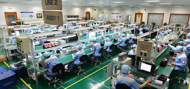 Việt Nam có thể là nền kinh tế tăng trưởng nhanh nhất từ nay đến năm 2050. Ảnh: Anh Vũ