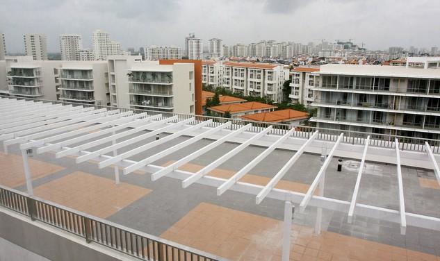 HoREA kiến nghị sửa đổi quy định về thẩm định phê duyệt thiết kế xây dựng công trình cấp 1 (trên 20 tầng). Ảnh: Tường Lâm