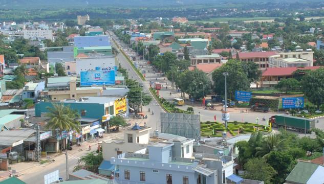 Đấu giá Quyền sử dụng đất các lô đất tại Khu đô thị phía Nam cầu Đăk Bla, thành phố Kon Tum, tỉnh Kon Tum