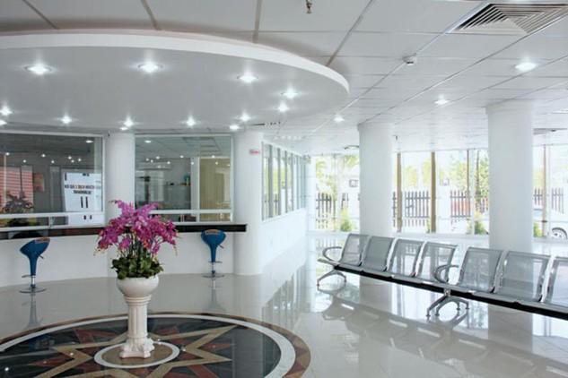 Trụ sở Công ty TNHHMTV Xổ số Kiến thiết Vĩnh Long.