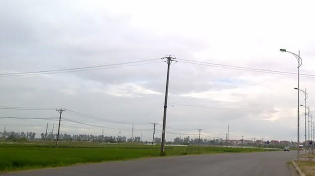 Đấu giá Quyền sử dụng thửa đất tại huyện Mê Linh, thành phố Hà Nội