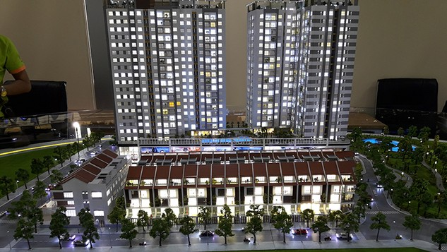 Phân hạng và công nhận hạng nhà chung cư chính thức có hiệu lực