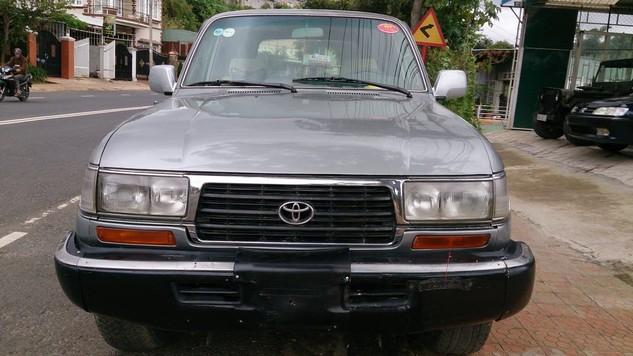 Đấu giá Xe ô tô cũ thanh lý tại tỉnh Điện Biên