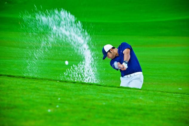 Mục tiêu của DA Câu lạc bộ sân golf The Lotus Cam Ranh là đầu tư XD, KD và quản lý sân golf với quy mô sân golf 27 lỗ. Ảnh: Tường Lâm