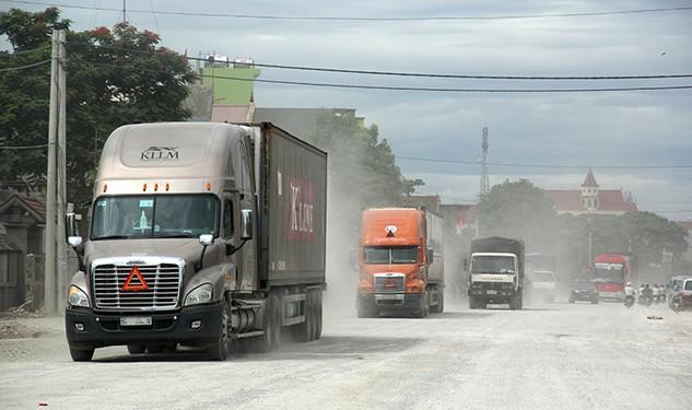 Đặc biệt nhiều địa phương có Quốc lộ 1 đi qua đã rút Trạm KTTTX lưu động, khiến Quốc lộ 1 bị bỏ ngỏ…