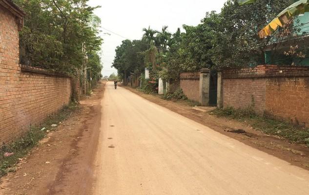 Đấu giá Quyền sử dụng đất tại huyện Thạch Thất, TP.Hà Nội