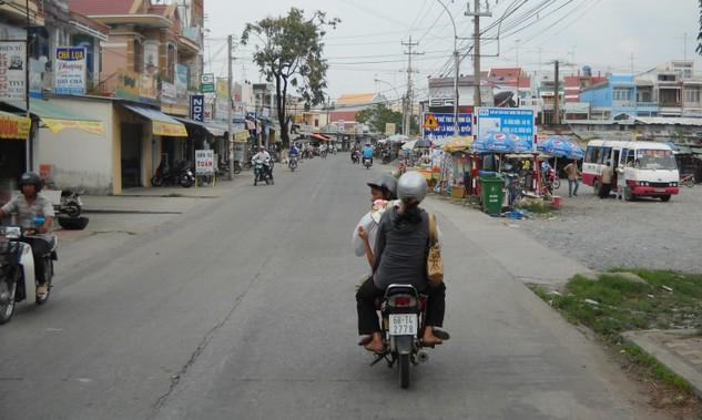Đấu giá quyền sử dụng đất tại huyện Kiên Lương, tỉnh Kiên Giang