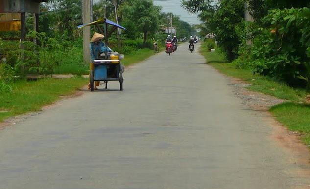 Đấu giá Quyền sử dụng đất ở tại huyện Cần Giuộc (Long An)