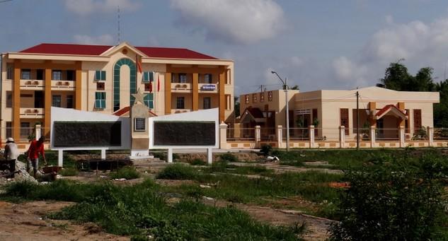 Đấu giá quyền sử dụng đất tại huyện Trà Ôn (Vĩnh Long)