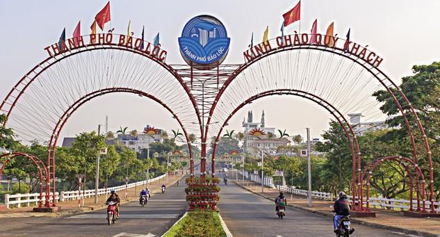 Đấu giá Quyền sử dụng đất và tài sản gắn liền với đất tại Tp. Bảo Lộc, tỉnh Lâm Đồng