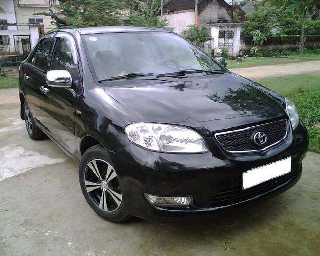 Đấu giá xe ô tô con đã qua sử dụng tại quận Ninh Kiều, Tp.Cần Thơ