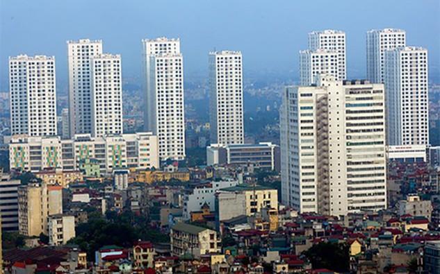 Thị trường bất động sản Hà Nội đang có sự phát triển khá mạnh về nguồn cung nhờ hàng loạt dự án đã và đang chuẩn bị ra mắt thị trường.