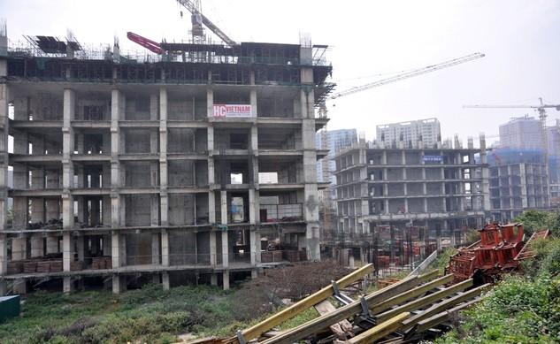 Dự án Usilk City được coi là một trong những điểm đen của thị trường BĐS Hà Nội.
