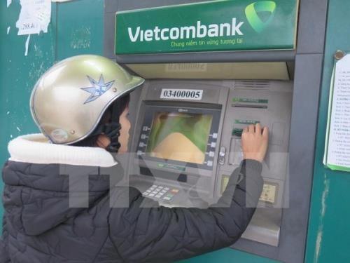 Ngân hàng Nhà nước yêu cầu tiếp quỹ cho máy ATM dịp nghỉ lễ. Ảnh: TTXVN