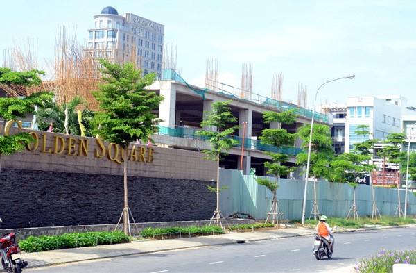 Dự án Golden Square Đà Nẵng có trí đắc địa khá hiếm hoi còn lại của Đà Nẵng án ngữ 4 mặt tiền ngay tại trung tâm thành phố.