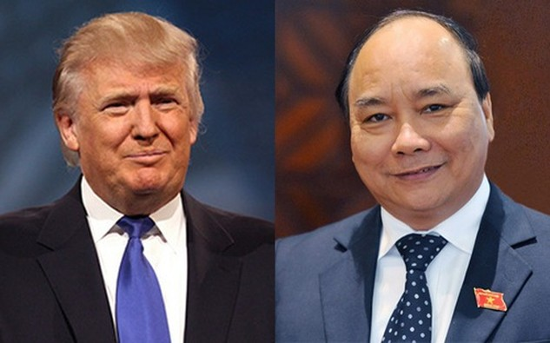 Tổng thống Mỹ Donald Trump đã mời Thủ tướng Nguyễn Xuân Phúc thăm Mỹ từ hồi tháng 4 vừa qua.