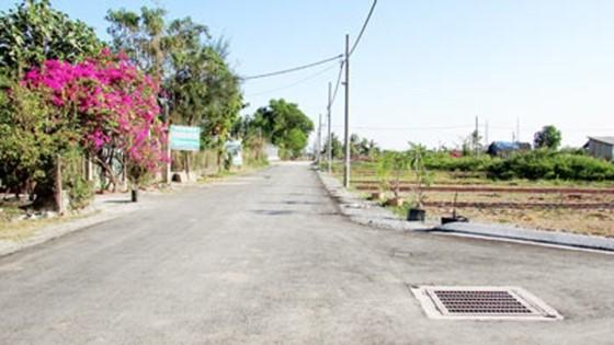 Khu đất 1A (khu dân cư phía Đông rạch Bà Cua), phường Phú Hữu, quận 9. Ảnh: Phụ Nữ TP.HCM