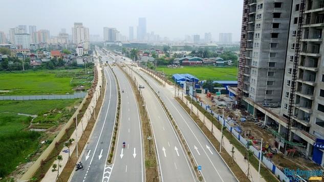 Từ nay đến 2020, Hà Nội còn 12 dự án thực hiện theo hình thức BT. Ảnh minh họa