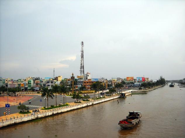 DA thực hiện cải tạo và nâng cấp hạ tầng và công tác quy hoạch đô thị tại các thành phố Bạc Liêu, Bến Tre, Sóc Trăng, Tân An, Vị Thanh và Vĩnh Long. Ảnh Internet