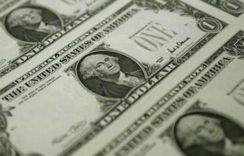 Tỷ giá USD hôm nay biến động nhẹ.Ảnh: AP