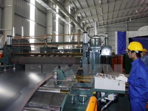 Chỉ số phát triển công nghiệp TP Hồ Chí Minh tăng 7,5%. Ảnh minh họa: TTXVN