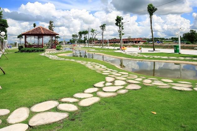 Các sản phẩm ở dự án Cát Tường Phú Sinh luôn hút khách.
