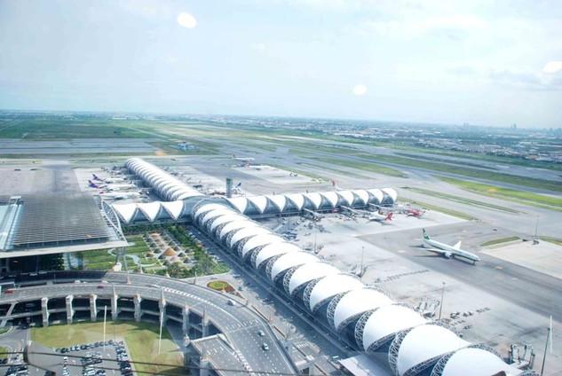 Sân bay quốc tế Suvarnabhumi, Bangkok