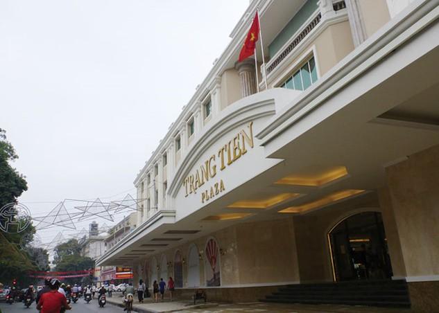 SCIC chính thức được thoái vốn tại Tràng Tiền Plaza