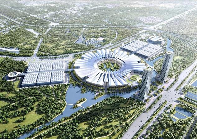 Điều chỉnh Quy hoạch Trung tâm Hội chợ triển lãm quốc gia