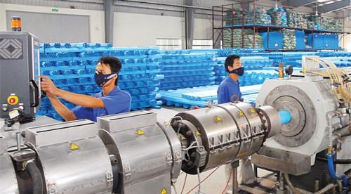Đại gia Thái nâng tỷ lệ sở hữu tại Nhựa Bình Minh lên gần 50%.