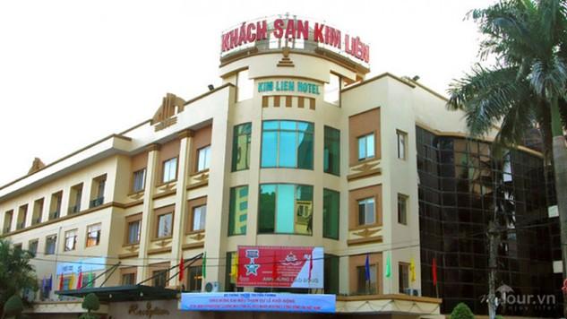 Cổ phần khách sạn Kim Liên được rao bán giá cao do sở hữu khu đất vàng. Ảnh Internet