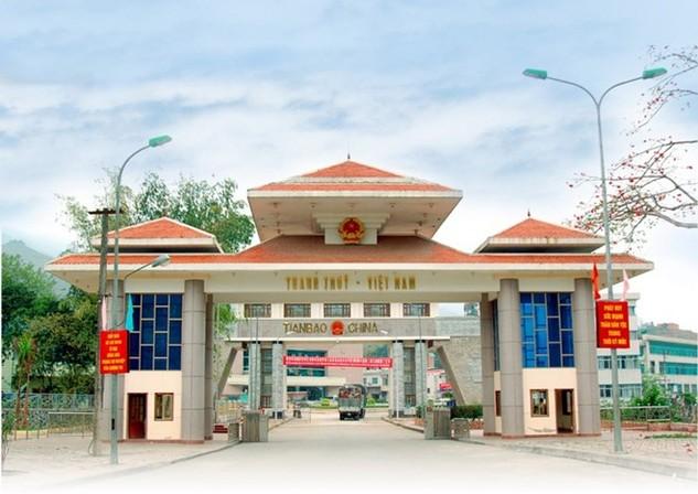 Khu kinh tế cửa khẩu Thanh Thủy