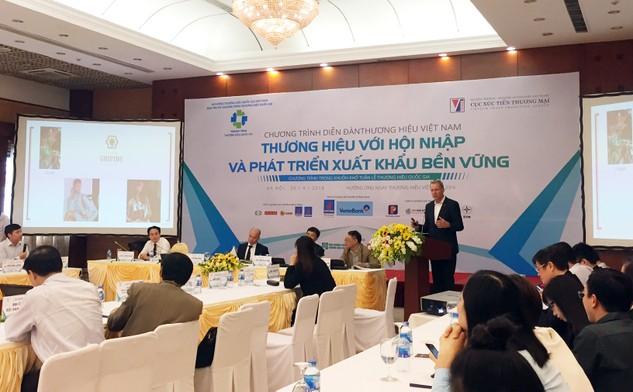 Thương hiệu hàng hóa Việt Nam: Xây khó, phá dễ