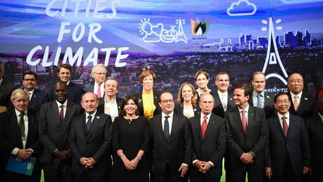 Từ Anh, Mỹ đến Ấn Độ và Đức, tất cả các nhà lãnh đạo nước đều hoan nghênh thỏa thuận chống biến đổi khí hậu (Ảnh:vi.rfi.fr)