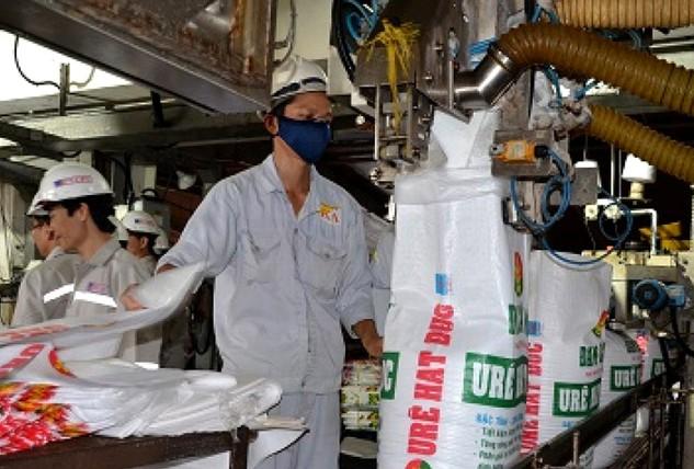 Kết quả kinh doanh của Công ty CP Phân bón Dầu khí Cà Mau chưa làm hài lòng các nhà đầu tư. Ảnh: N.Phương